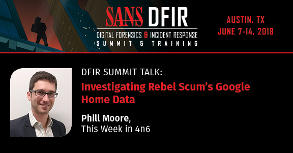 My DFIR Conference Tour | ThinkDFIR